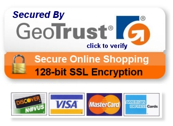 Secured by GEO Trust SSL